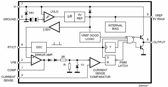 uc3843_blok_diagram