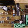 Atmel ATmega8 DCC Servo Protokol