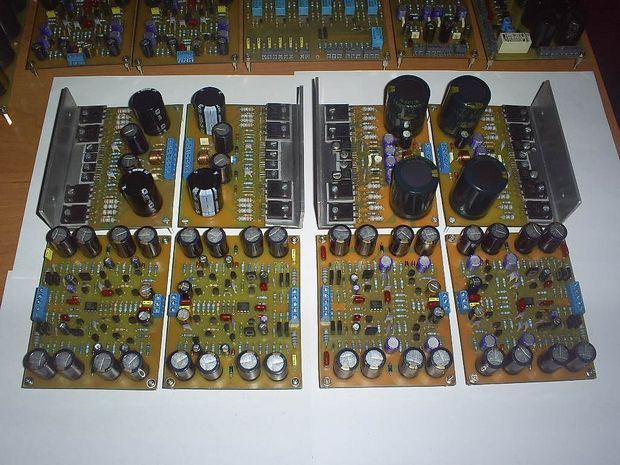 dc-servo-system-amplifier-power-zero-output