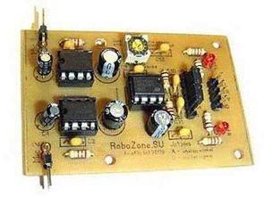 LM386 LM393 Analog Dijital Çıkışlı İkili Ses Sensörü