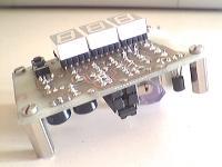 PIC16F84 Metronome Circuit elektronik metronom