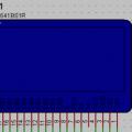 AT89C51 Grafik LCD ile Bitmap Gösterimi