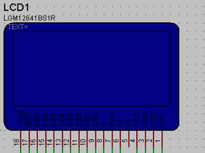 Hiển thị bitmap AT89C51 với màn hình LCD đồ họa