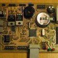 ARM7 LPC2138 için Çok Amaçlı Kontrol Kartı