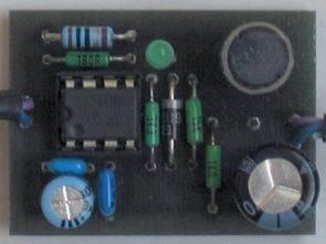 MC34063A ile Usb Portundan 20v 60ma Konvertör