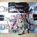 NJM5582 ve TL072 Opamplar ile Stick Mixer