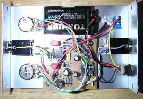 Stick Mixer Circuit mixer kutu