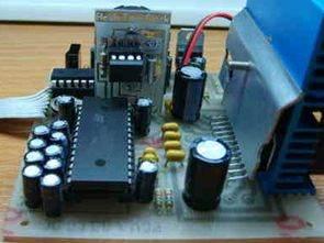 16F628A TDA7318 TDA8567Q Surround Ses Sistemi
