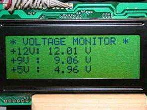 PIC18F4455 ile DC Voltaj Monitörü Picbasic Voltage measurement