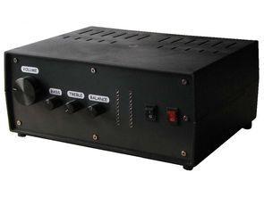 Bộ khuếch đại 2X50W với Bộ điều khiển Ton