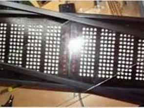 Mạch đồng hồ đo tần số âm thanh nổi với đèn LED KA2281 520