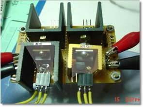 LM337 LM317 Simetrik  1-29V 0-2A Güç Kaynağı