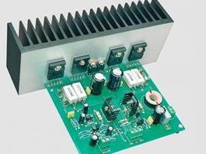 Ultra LD 200W Güç Amplifikatörü