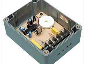 230V Fan için Mikrodenetleyici Kontrolü Zamanlayıcı