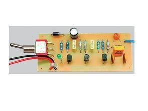 Transistörlü 455kHz RF Osilatör Devresi