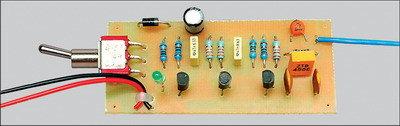 455 kHz  Oscillator Circuit 455khz rf osilator