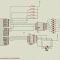 Atmel 8051 ve Adım Motor ile Asansör Uygulaması