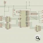 8051 Robot ARM Stepper Motor Control 8051 robot kol 150x150