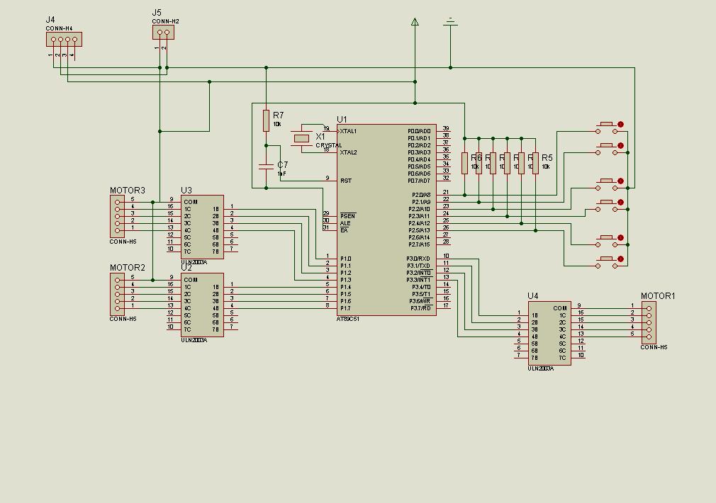 8051_robot_kol
