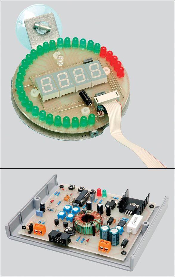 LED-Tachometer
