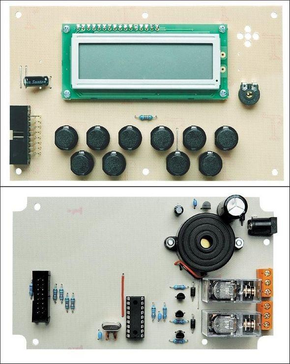 alarm-circuit-pic16f