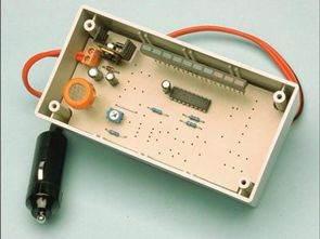 Đồng hồ đo rượu hiển thị Led với cảm biến MG3 LM3914