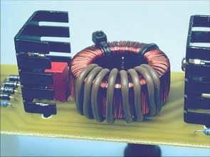 TL494 L6574 12 Volt DC ile Floresan Lamba için inverter