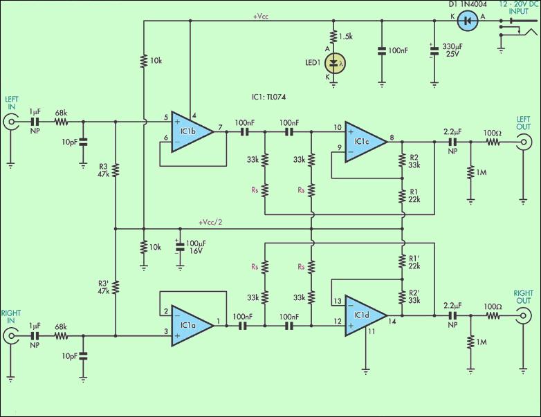 bass-extender-circuit