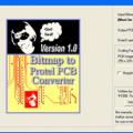 Bitmap (BMP)Protel PCB converter