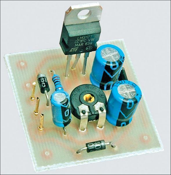 Basic Dc Circuit