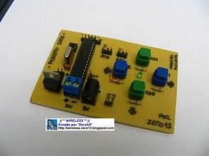 PIC16F876A ile Anten Kontrolü X-Y pic basic