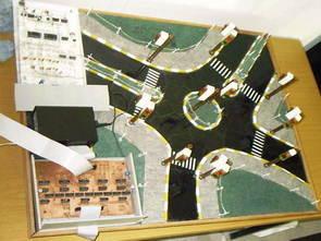 Điều khiển đèn giao thông đường giao nhau với DCI PLC