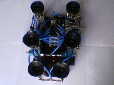 PIC16F84 Duvara Tırmanan Mekanik Robot PICC ile