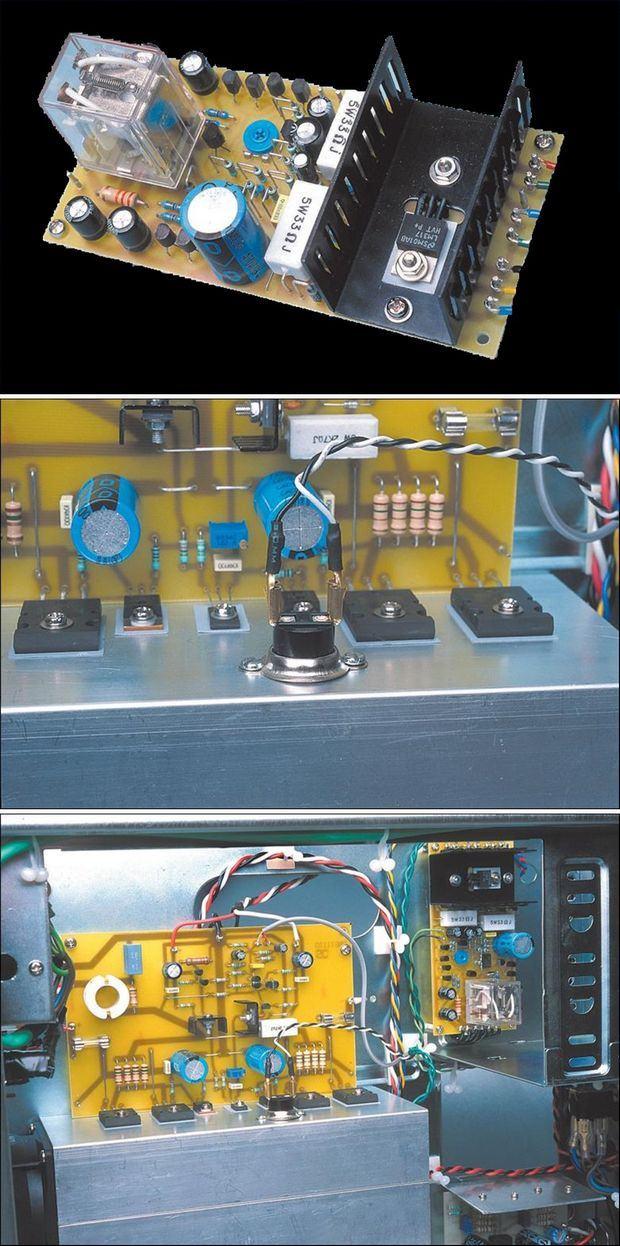 fan-cooled-heatsink-switching-loudspeaker-protector-fan-controller