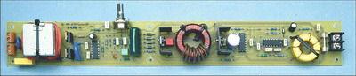 TL494  12V Flourescent Lamp Inverter Circuit L6574 Ballast Driver floresan inverter