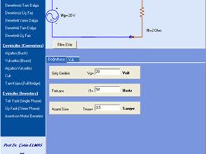 Güç Elketroniği Laboratuar Kiti Deney Programı Guclab