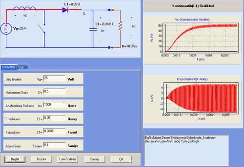 güç elektronigi laboratuar kiti