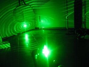 Basit Lazer Şov (Laser Projector)