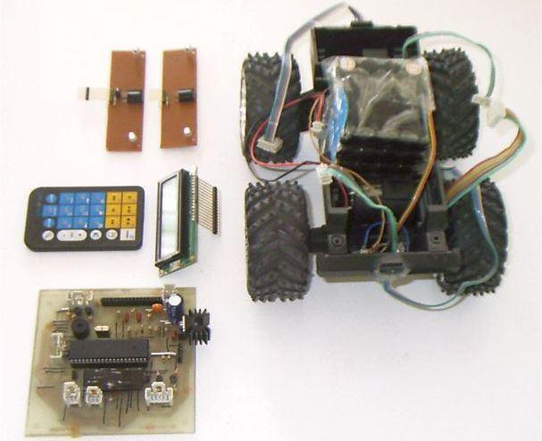 kumandali-robot-creative-remote-robot