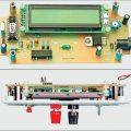 PIC 16F628 ile 2X16 LCD Göstergeli Dijital LC Metre