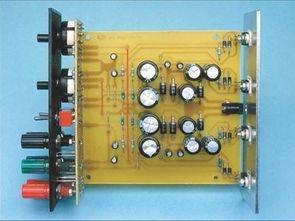 LM337T LM317T ile Simetrik Basit Güç Kaynağı