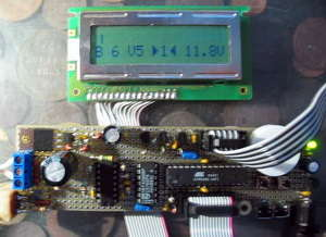 Microcontroller Controlled Metal Detector Projects metal dedektor avr
