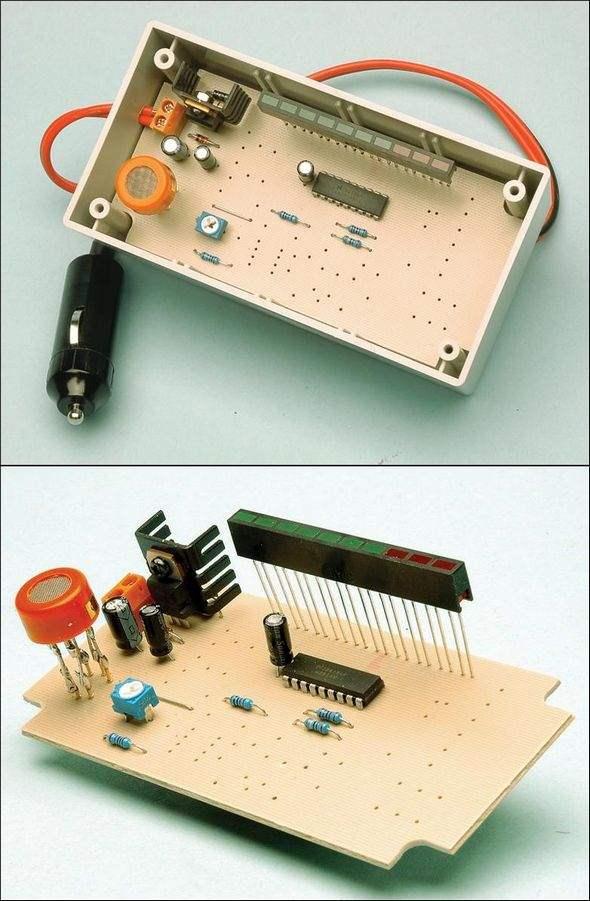 mg3-lm3914-alcohol-meter-circuit
