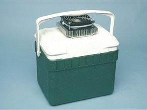 50W Peltier ile 12 Volt Beslemeli Mini Buz Dolabı
