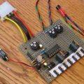 PIC16F876 LM60 BUZ72 ile PWM Fan Hız Kontrolü