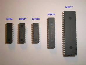PIC16F Serisi ile Uygulanmış Projeler
