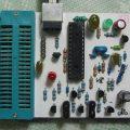 PIC18F2550SP ile USB PIC dsPIC Programlayıcı Brenner 8