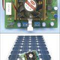 L4949 CD4093 ile 12V 24V Otomatik Solar Panel Şarj