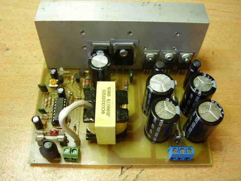 Tl494 Ile 2x32 Volt Oto Amplifikat 246 R I 231 In Smps Besleme.