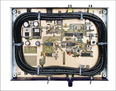 Video Enhancer Circuit with TDA9181 Comb Filter  tda9181 video